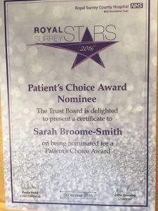 sarah-award
